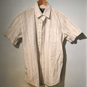 ❗️BUNDLE 2 FOR $10❗️Short sleeve collared shirt